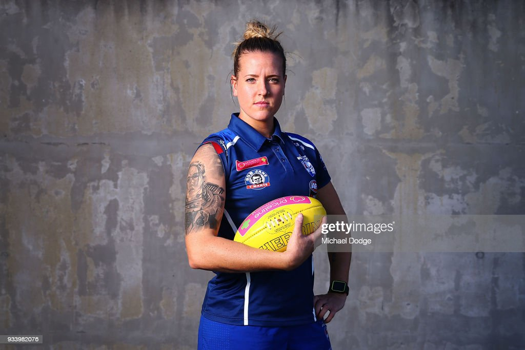 Western Bulldogs AFLW Media Opportunity