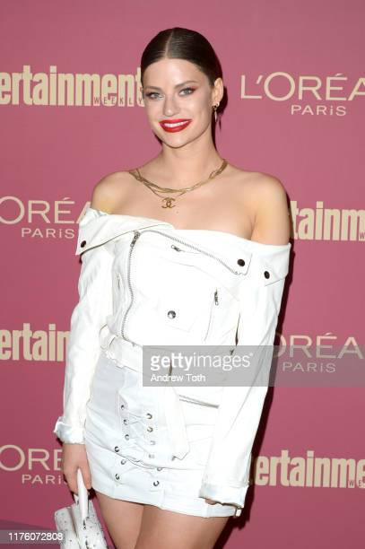 Hannah Stocking attends the 2019 PreEmmy Party hosted by Entertainment Weekly and L'Oreal Paris at Sunset Tower Hotel in Los Angeles on Friday...