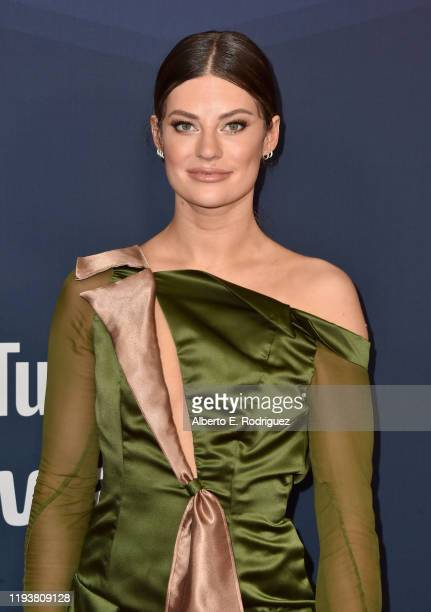 Hannah Stocking attends The 9th Annual Streamy Awards on December 13 2019 in Los Angeles California