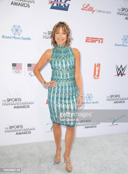 Kevin Neghandi attends the 4th Annual Sports Humanitarian Awards at The Novo by Microsoft on July 17 2018 in Los Angeles California
