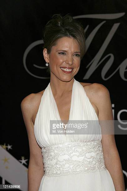 Hannah Storm during 31st Annual American Women in Radio Television Gracie Allen Awards at Marriott Marquis Hotel in New York New York United States
