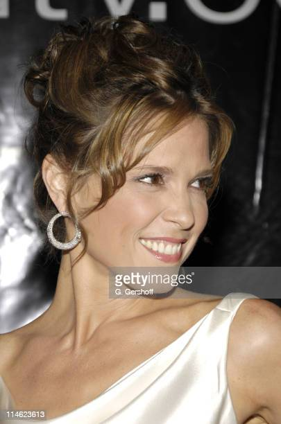 Hannah Storm during 32nd Annual American Women in Radio Television Gracie Allen Awards Arrivals at Marriott Marquis in New York City New York United...