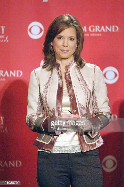 Hannah Storm during 41st Annual Academy of Country Music Awards Nominees Press Conference with Carrie Underwood and Rascal Flatts at Ford Theatre at...