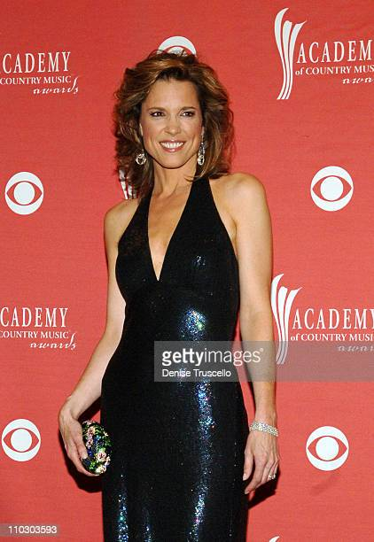 Hannah Storm during 42nd Academy of Country Music Awards Press Room at Las Vegas in Las Vegas Nevada United States