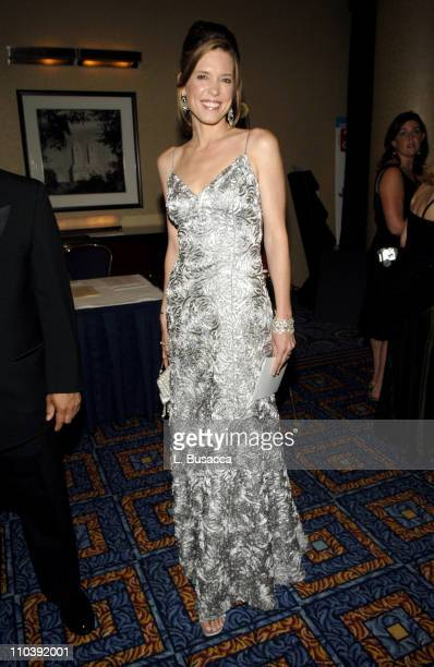 Hannah Storm during American Women in Radio Television 30th Annual Gracie Allen Awards Inside at New York Marriot Marquis Hotel in New York City New...