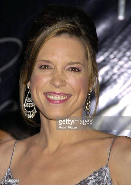 Hannah Storm during American Women in Radio Television 30th Annual Gracie Allen Awards at New York Marriot Marquis Hotel in New York City New York...