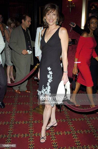 Hannah Storm during King Arthur New York Premiere Inside Arrivals at The Ziegfeld Theatre in New York City New York United States