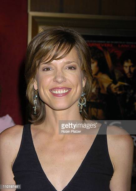 Hannah Storm during King Arthur World Premiere Inside Arrivals at The Ziegfeld Theatre in New York City New York United States