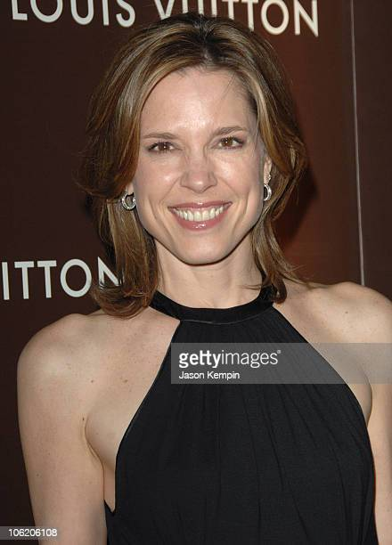 Hannah Storm during Louis Vuitton Host Party of LOVE May 3 2007 at Louis Vuitton 5th Avenue in New York City New York United States
