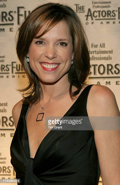 Hannah Storm during The Actors' Fund 2006 Gala at Cipriani in New York City New York United States