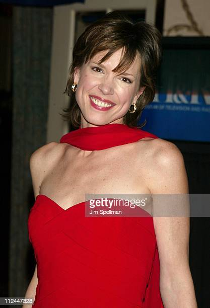 Hannah Storm during The Museum of Television Radio To Honor Tom Brokaw at Waldorf Astoria in New York City New York United States