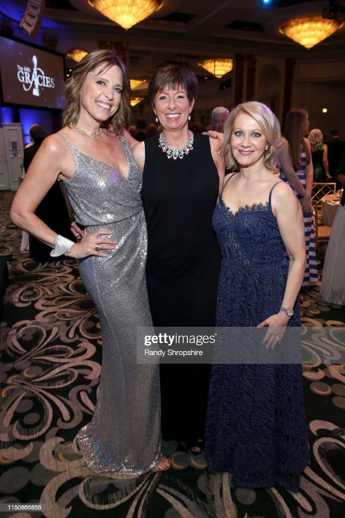 44th Annual Gracie Awards : News Photo