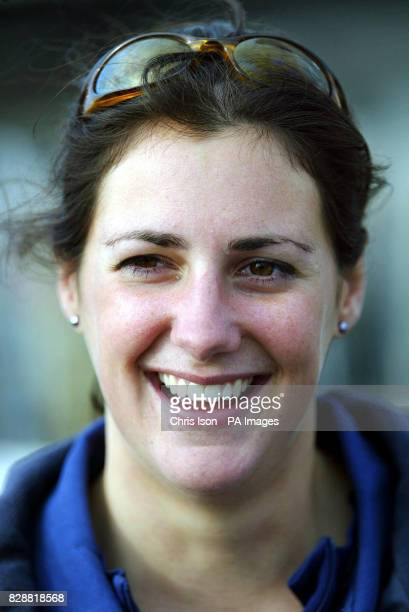 Hannah White in Lymington in Hampshire who is aiming to be the youngest sailor to circumnavigate Britain and Ireland She plans to break the current...