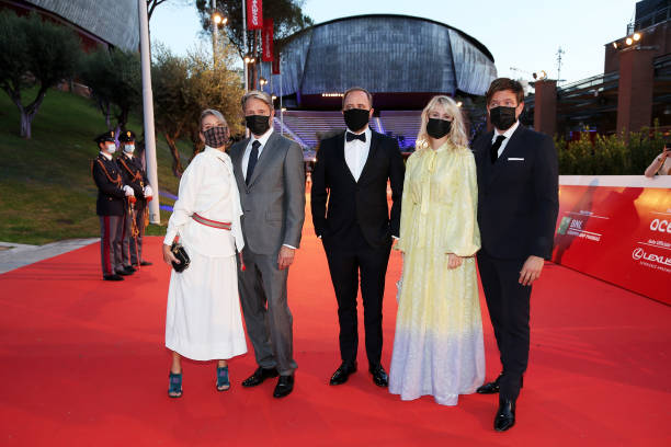 "ITA: ""Druk""  Red Carpet - 15th Rome Film Festival 2020"