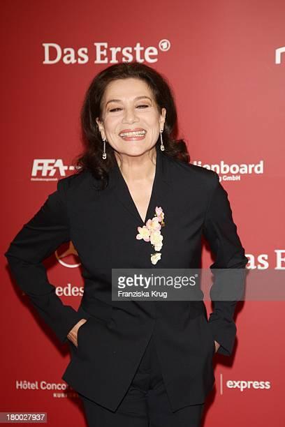 Hannelore Elsner Bei Der Nominierungsveranstaltung Zum Deutschen Filmpreis Im Hotel Concorde In Berlin Am 110408