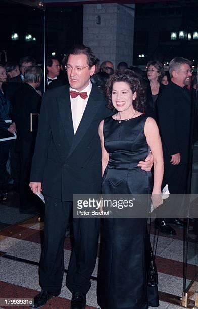 Hannelore Elsner mit Ehemann UweCarstensen TelestarVerleihung Köln