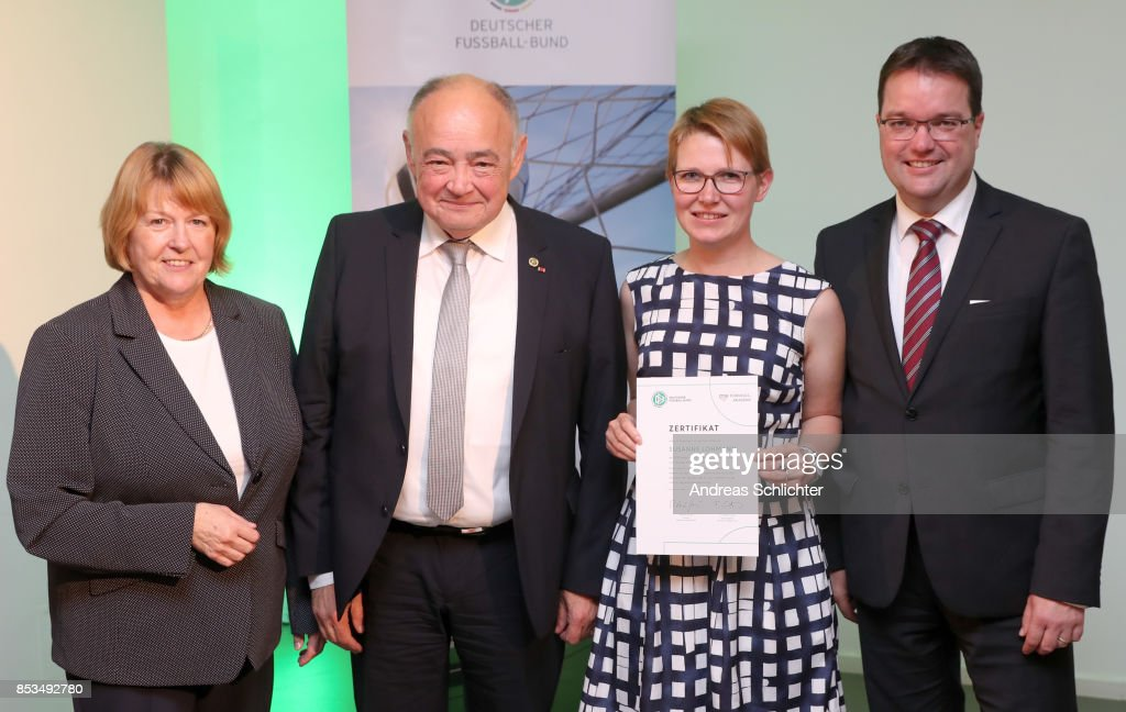 DFB Leadership Programme Photos and Images   Getty Images