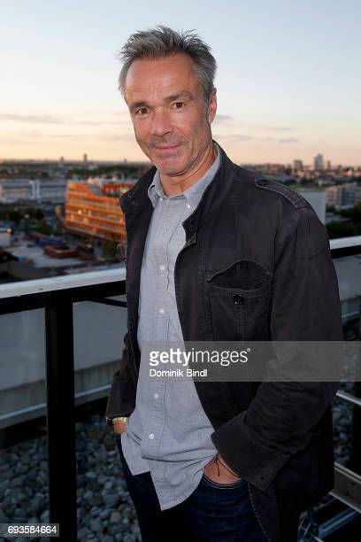 Hannes Jaenicke during the celebration of the 45th anniversary of Playboy Germany at Upside East on June 7 2017 in Munich Germany