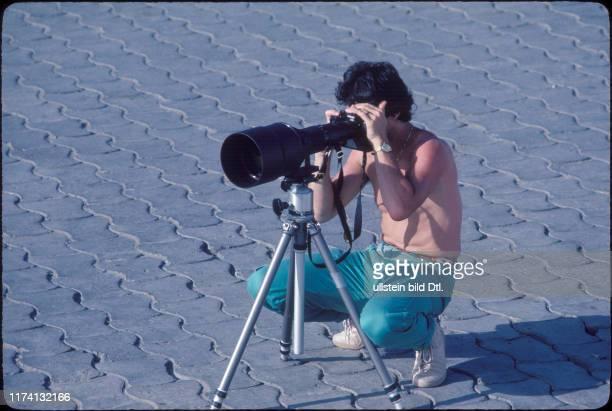 Hannes Schmid Fotograf 1982