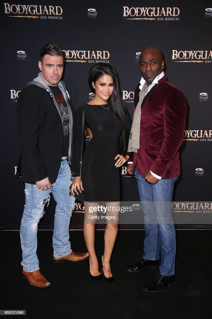 'Bodyguard - Das Musical' Premiere In Stuttgart