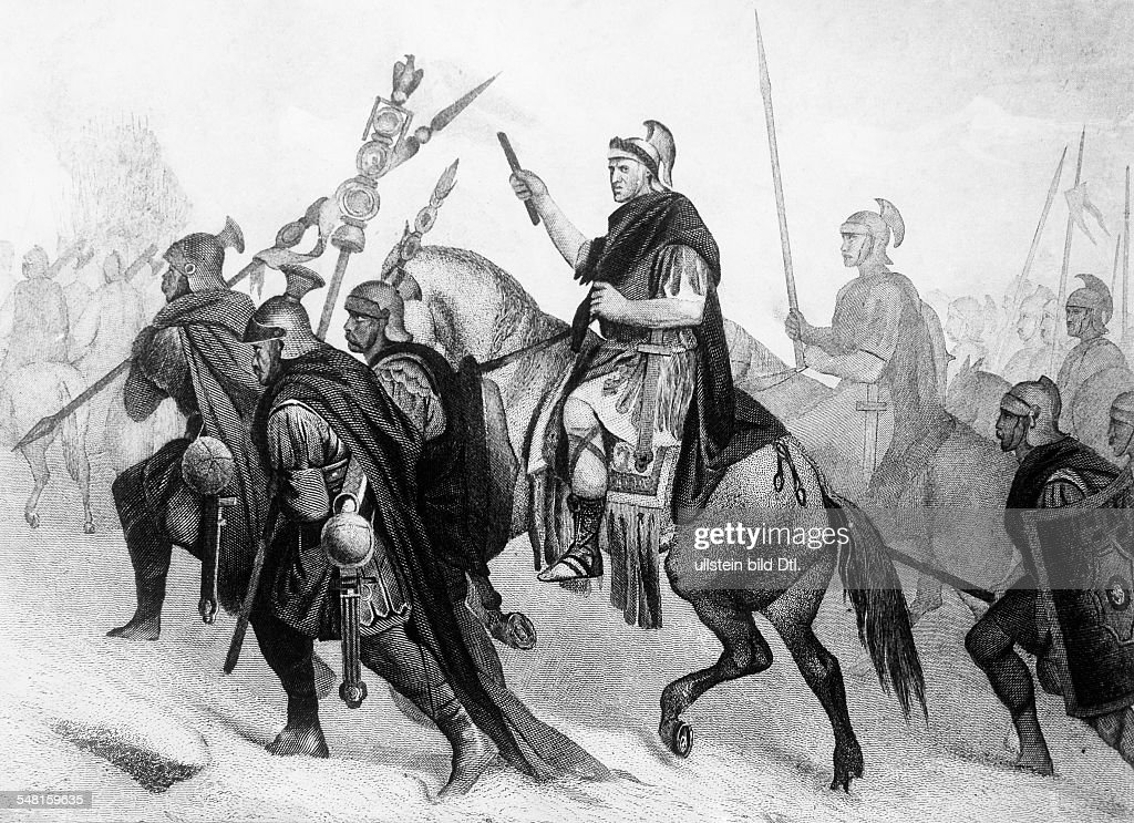 Hannibal Barkas 246 183 Feldherr Staatsmann Karthago Hannibal