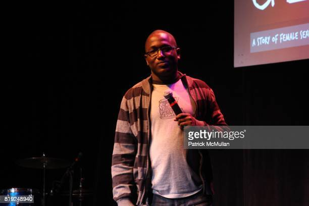 Hannibal Buress attends BEYOND FUNDERDOME COMEDY BLOWOUT A Fundraiser Benefiting THE DIARY OF A TEENAGE GIRL at 3LD Art and Technology Center on...