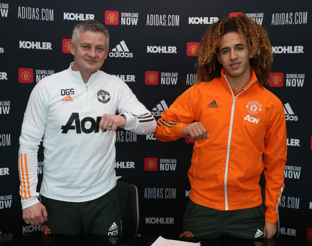 GBR: Hannibal Mejbri Signs a New Contract at Manchester United