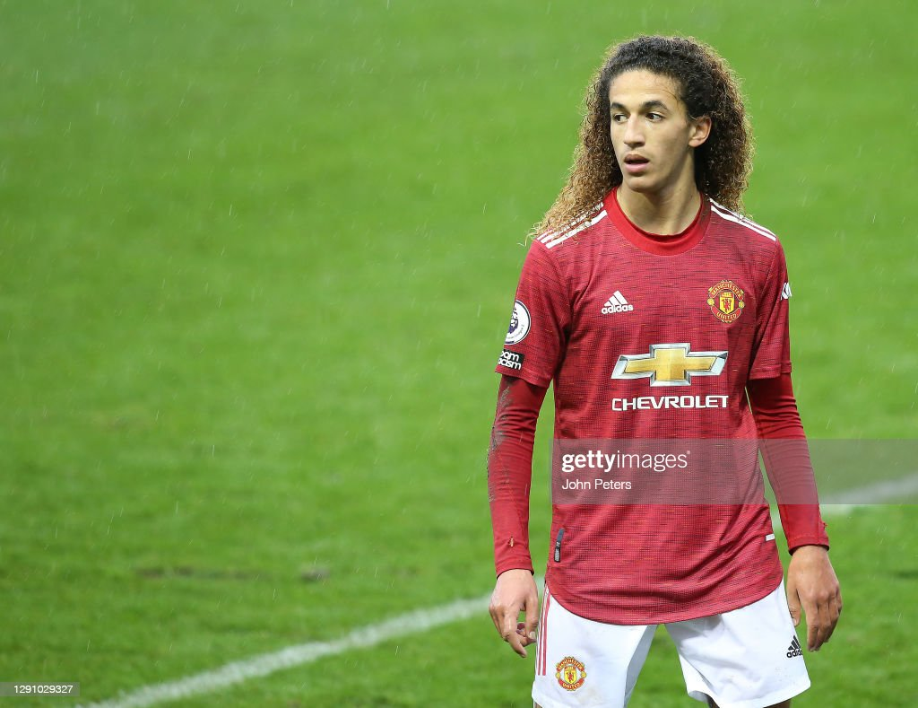 Manchester United v Manchester City EDS: Premier League 2 : News Photo
