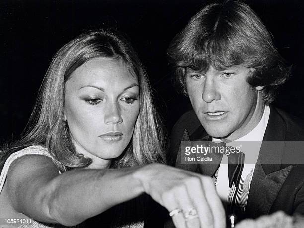 Hannie Strasser and Larry Wilcox during 32nd Annual Directors Guild of America Awards at Beverly Hilton Hotel in Beverly Hills California United...