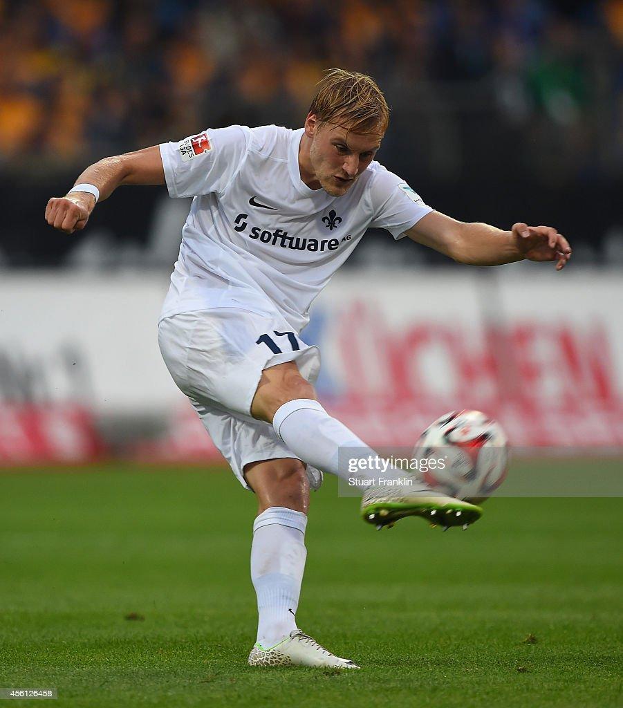 Eintracht Braunschweig v Darmstadt 98 - 2. Bundesliga : News Photo