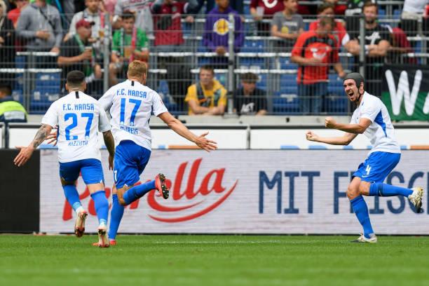 DEU: Hannover 96 v FC Hansa Rostock - Second Bundesliga