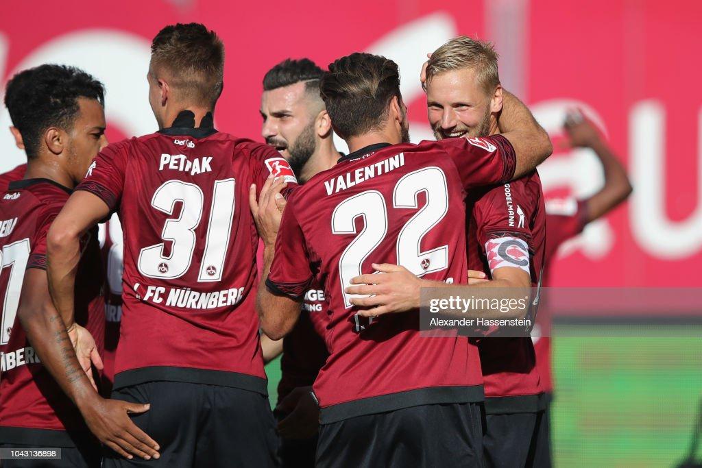 1. FC Nuernberg v Fortuna Duesseldorf - Bundesliga : ニュース写真