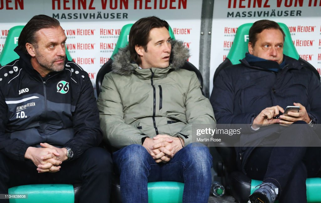 DEU: Hannover 96 v Bayer 04 Leverkusen - Bundesliga