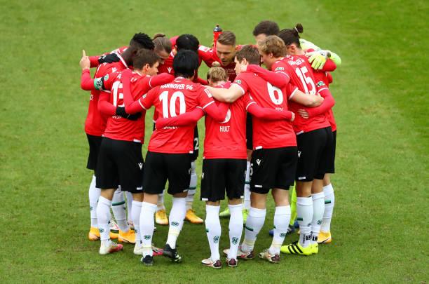 DEU: Hannover 96 v FC St. Pauli - Second Bundesliga