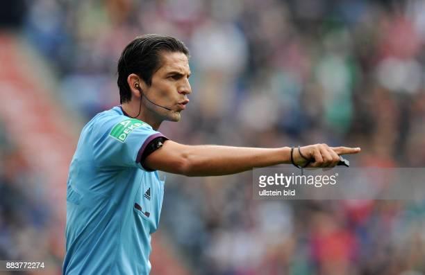 FUSSBALL 1 BUNDESLIGA SAISON Hannover 96 SV Werder Bremen Schiedsrichter Deniz Aytekin