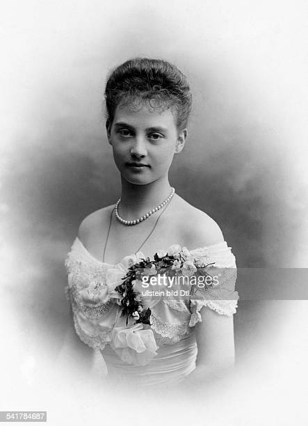 Hannover and Cumberland Alexandra Princess of Germany*29091882 Grand Duchess of MecklenburgSchwerin Photographer Carl Jagerspacher 1903Vintage...