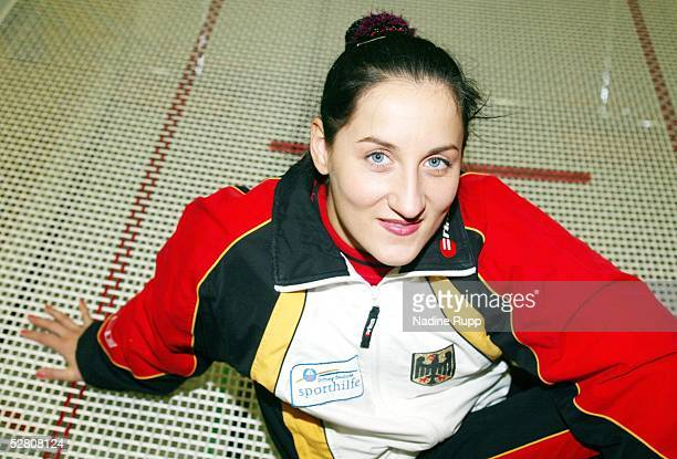 WM 2003 Hannover Anna DOGONADZE