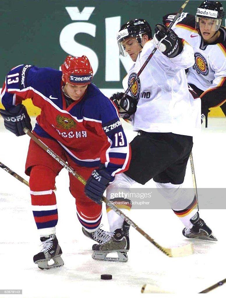 Eishockey Wm 2001