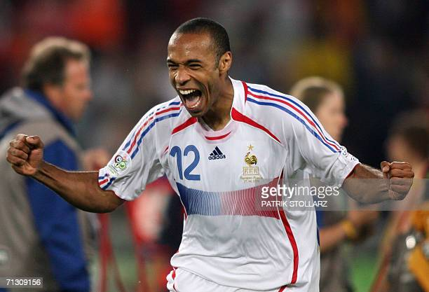 Henry features at no. 8 in the list of top 10 highest scorers in Euro history - SportzPoint