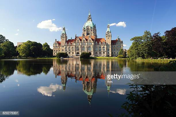 Hannover/ Germany - new town hall