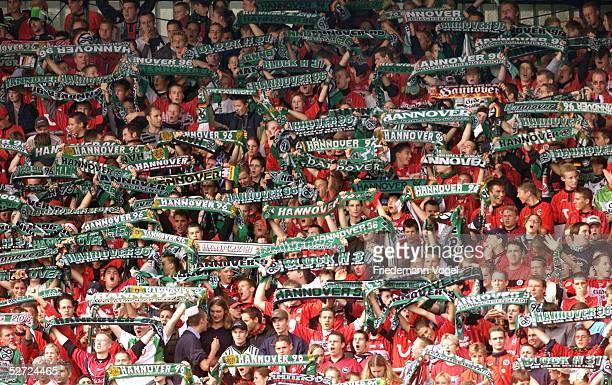 Hannover; HANNOVER 96 - VFL BOCHUM 2:2; FANS HANNOVER 96