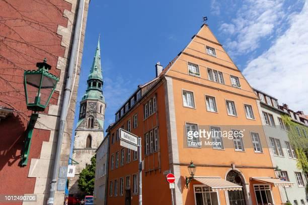 Historische binnenstad van Hannover