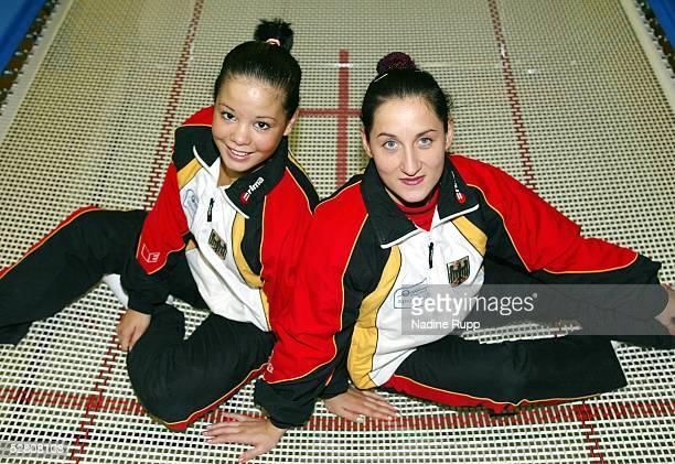 WM 2003 Hannover Jessica SIMON und Anna DOGONADZE