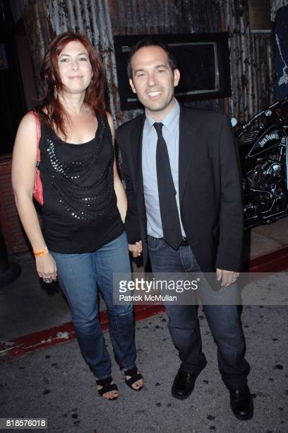 Hanny Landau and Jameson Newlander attend THE 3RD ANNUAL SUNSET STRIP MUSIC FESTIVAL LAUNCHES WITH A TRIBUTE TO SLASH at House Of Blues on August 26...