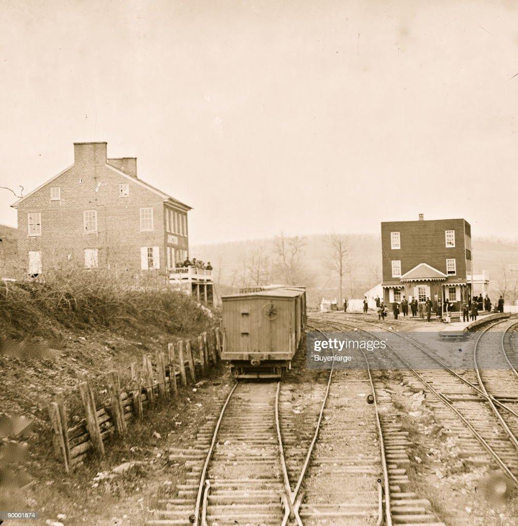 Hanover Junction, Pennsylvania.  : News Photo