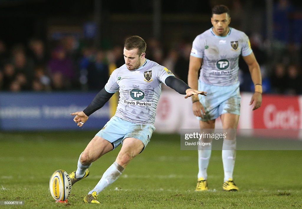 Bath Rugby v Northampton Saints - Aviva Premiership : News Photo