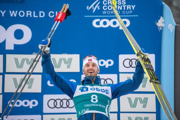 NOR: FIS Cross-Country World Cup Trondheim - Men's 30 km C Pursuit