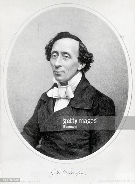 Hans Christian Andersen Danish writer of fairy tales BPA