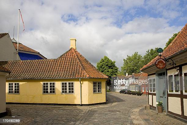 Hans Christian Andersen Museum Odense Denmark Odense is town Andersen grew up in