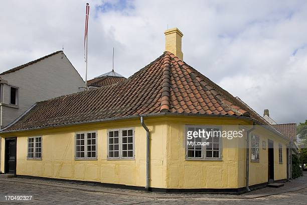 Hans Christian Andersen Museum Odense Denmark Odense is town Andersen grew up in